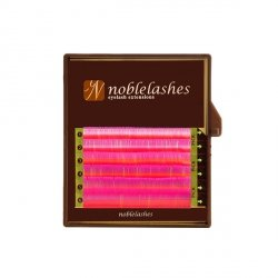 Hot Pink Lashes B MIX
