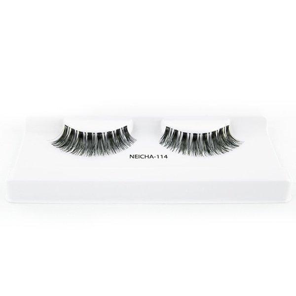 Strip false eyelashes 114