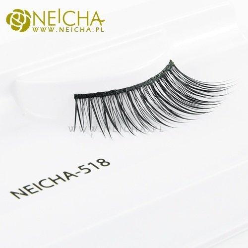 Strip false eyelashes 518