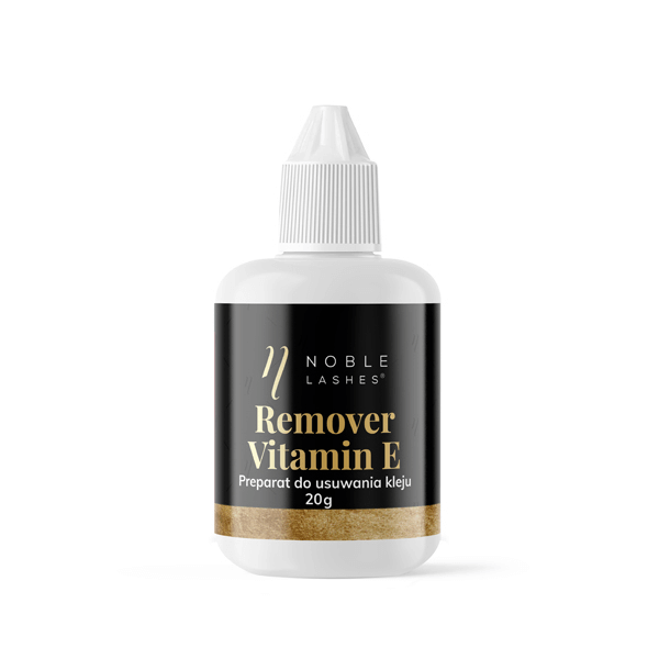 Glue Remover with Vit. E 20 ml