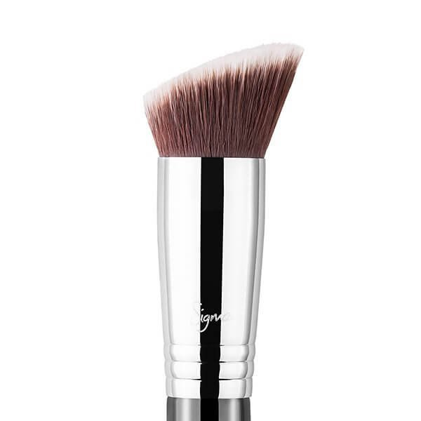 Sigma angled foundation brush F88