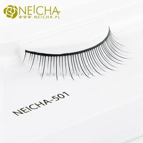 Strip false eyelashes 501