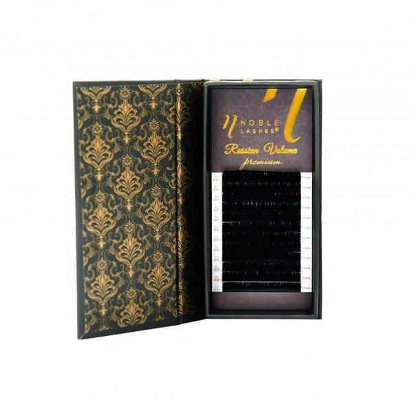 Rzęsy Russian Volume Premium C 0,12