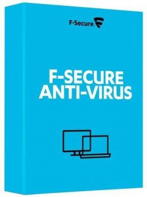 F-secure Anti-virus PL 3 PC 1 ROK ESD