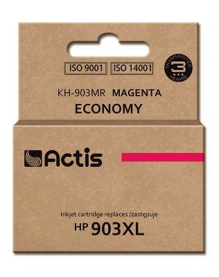 Tusz Actis KH-903MR (zamiennik HP 903XL T6M07AE; Standard; 12ml; czerwony) - Nowy Chip