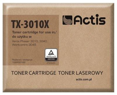 Toner ACTIS TX-3010X (zamiennik Xerox 106R02182; 2300 stron; czarny)