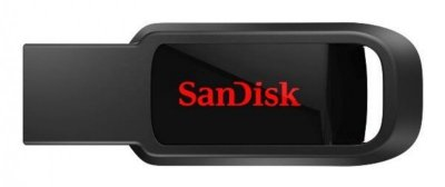 Pendrive SanDisk Cruzer Spark SDCZ61-032G-G35 (32GB; USB 2.0; kolor czarny)