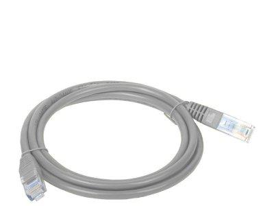 Alantec KKU5SZA7 kabel sieciowy 7 m Cat5e U/UTP (UTP) Szary