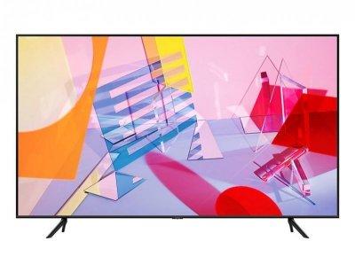 Samsung Q60T QE55Q60TAUXXH Telewizor 139,7 cm (55) 4K Ultra HD Smart TV Czarny