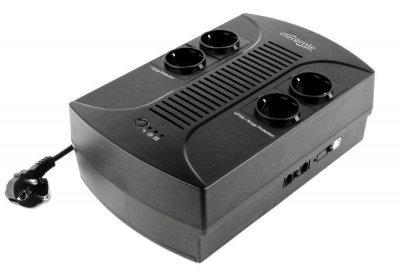 Zasilacz awaryjny UPS ENERGENIE Floor Power Cube EG-UPS-001 (Desktop, TWR; 650VA)