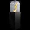 Ogrzewacz gazowy PATIO MINI stalowy - sterowanie manualne