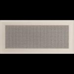 KRATKA kominkowa OSKAR 17x37 kremowa
