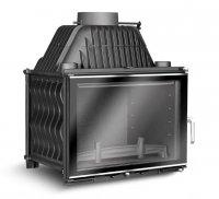 KAWMET Wkład kominkowy Kompakt-W17 premium glass 16,0 kW