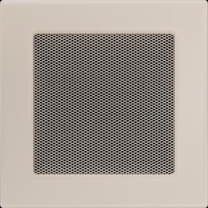 KRATKA kominkowa 17x17 kremowa