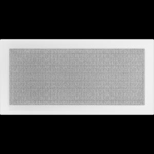 KRATKA kominkowa 22x45 biała