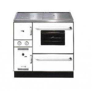 Kocioł kuchenny K 148 biały z płaszczem wodnym