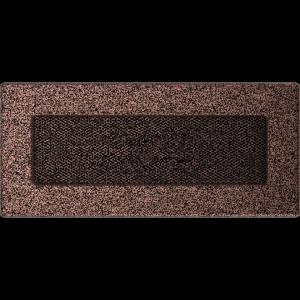 KRATKA kominkowa 11x24 miedziana