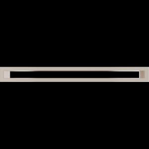 KRATKA kominkowa TUNEL  kremowa 60x600