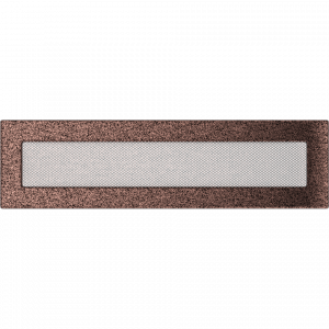 KRATKA kominkowa 11x42 miedziana