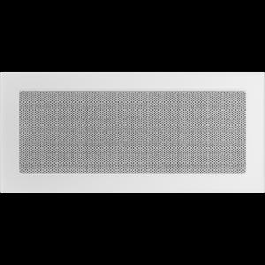 KRATKA kominkowa 17x37 biała