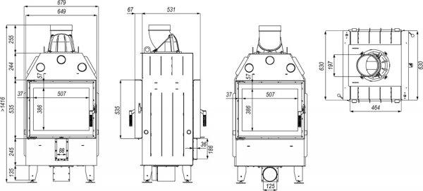 Intra SM T 10 kW