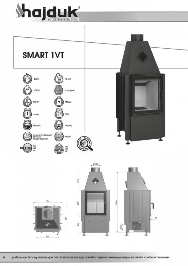 HAJDUK Smart 1VT