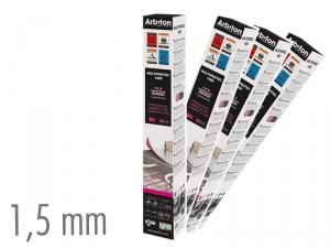 MULTIPROTEC - Podkład na ogrzewanie podłogowe 1.5 mm