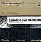 Theodor W. Adorno Elias Canetti Thomas Mann U.A. - Zeitgeist und Eigensinn (Audiobook) (6CD)