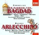 Cornelius Der Barbier Von Bagdad Leinsdorf Busoni Arlecchino Pritchard (2CD)