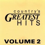 Country's Greatest Hits Volume 2 (CD)
