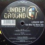 Liquid Sky - Take What You Wanna Take (12'')
