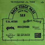 Back-Stage Pass (LP)