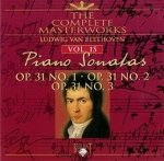 Beethoven - Piano Sonatas Vol. 15 (CD)