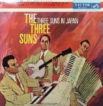 The Three Suns - The Three Suns In Japan (LP)