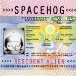 Spacehog - Resident Alien (CD)