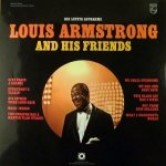 Louis Armstrong - And His Friends (LP)