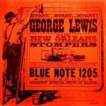 George Lewis And His New Orleans Stompers - George Lewis And His New Orleans Stompers (Volume 1) (LP)