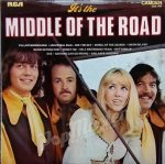 Middle Of The Road - It's The Middle Of The Road (LP)