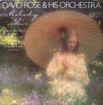 David Rose & His Orchestra - Melody Fair (LP)