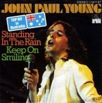 John Paul Young - Standing In The Rain / Keep On Smiling (7)