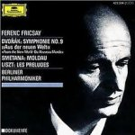 Dvořák, Smetana, Liszt - Dirigent: Ferenc Fricsay - Symphonie Nr. 9 Aus Der Neuen Welt, From The New World · Du Nouveau Monde, Die Moldau, Les Préludes (CD)