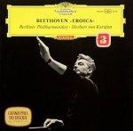 Beethoven, Berliner Philharmoniker, Herbert von Karajan - Eroica (LP)