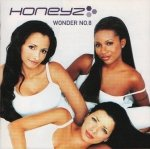 Honeyz - Wonder No. 8 (CD)