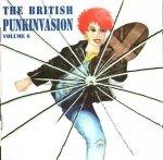 The British Punkinvasion Volume 6 (CD)