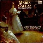 Maria Callas - Sings Operatic Arias (CD)