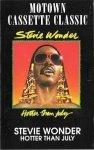 Stevie Wonder - Hotter Than July (MC)