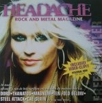 Headache - Free Sampler 2 (CD)