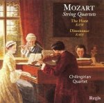 Mozart, Chilingirian String Quartet - The Hunt K458 / Dissonance K465 (CD)