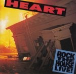 Heart - Rock The House Live! (CD)