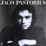 Jaco Pastorius - Jaco Pastorius (LP)